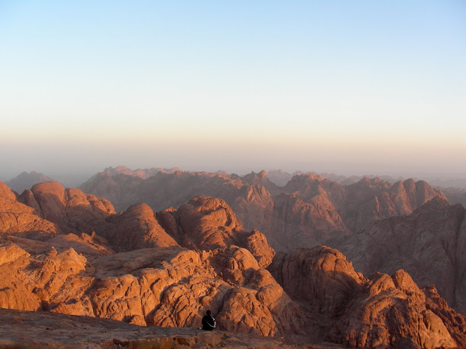 Morning at Sinai