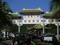 chinese temple in brunei