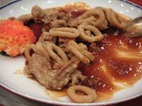 menu of Chinese Wedding in brunei,