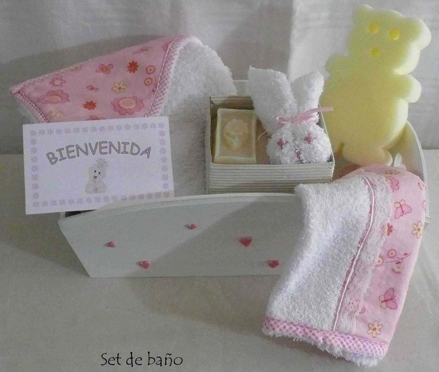 Set De Baño En Foami:set para baño