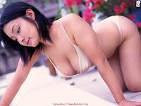 Kazusa Sato wallpaper 1024x768