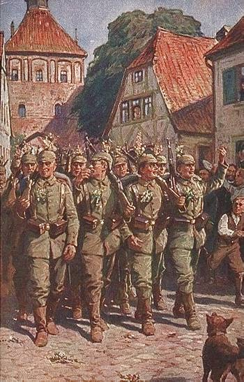 Krigsbreve En Blog Fra Frste Verdenskrig Flensburg D