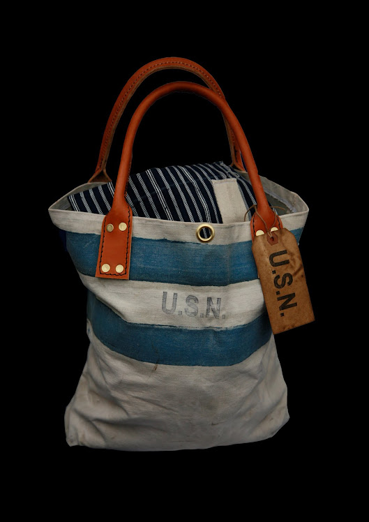 USN HOOP STRIPE