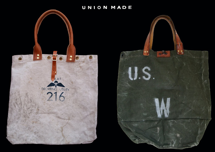 "216 UNION U6AF ""DROPPING UTILITY""  US (W) LUGGAGE HOLDALL"