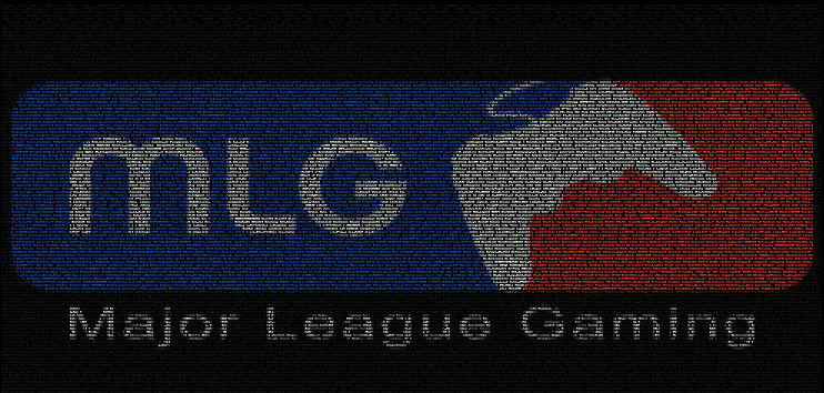 Final Boss Logo Mlg MLG ASCII