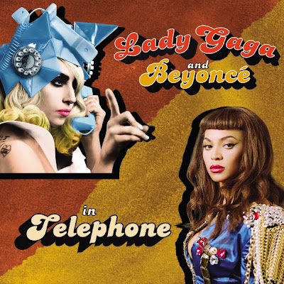 Lady Gaga and Beyonce Telephone