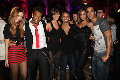 The Saturdays and JLS