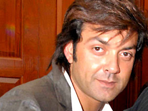 : Indian actor Bobby Deol new pictures, Bollywood Actor Bobby Deol ...