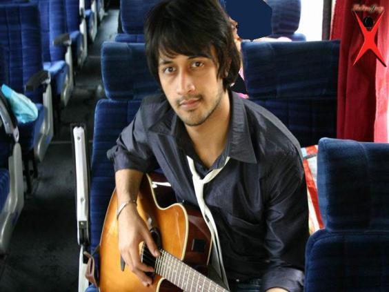 atif aslam wallpaper. Pakistani Singer Atif Aslam