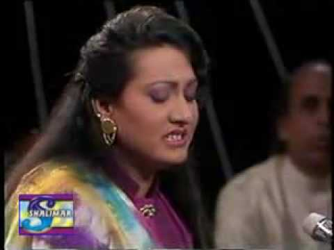 the best artis collection best pakistan ghazal singer gul