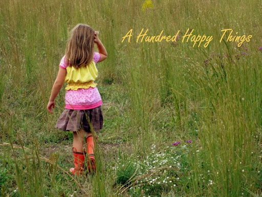 A Hundred Happy Things