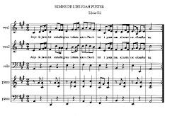 """L'himne del Joan Fuster"""""""