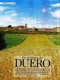 Por la Ribera del Duero.