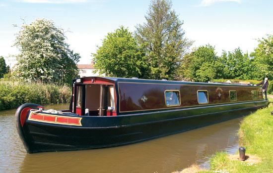 flodbåd til salg