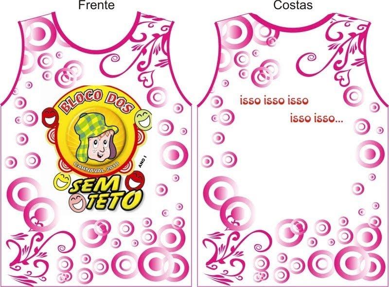 Camisas  Camisetas E Abad  S Dos Blocos Carnavalescos De Raul Soares