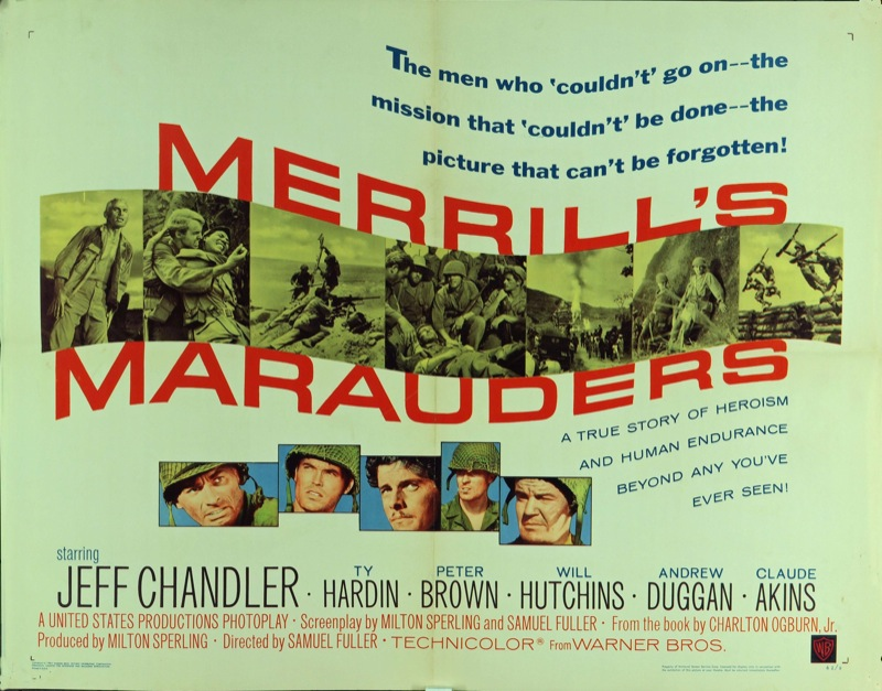 Merrills marauders full movie : Chakravartin ashoka samrat 8th