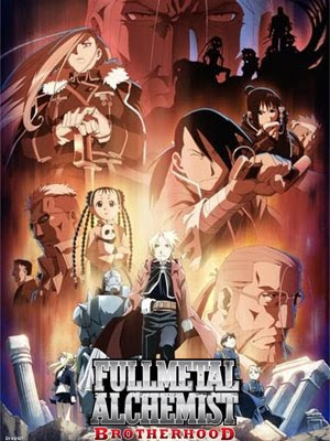Full Metal Alchemist Brotherhood Sub Español Online