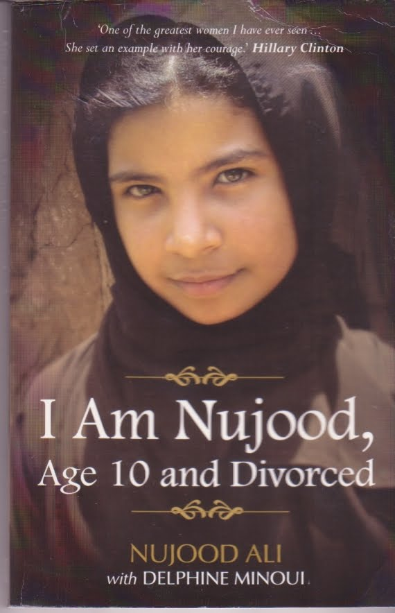 book paper i am nujood age Background research worksheet book selection: i am nujood, age 10 and divorced author: nujood ali instructions: for each question, respond in one or more paragraphs of at least four complete sentences include supporting facts and details from your research in each response.