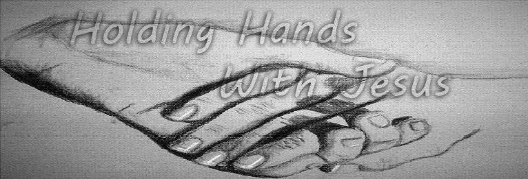 De mãos dadas com Jesus