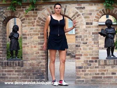 tallest+model+in+german Model Tertinggi Di Dunia Daripada German