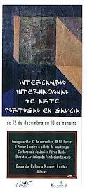 cartaz da exposição em Grove
