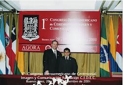 1º Congreso Iberoamericano 2001.