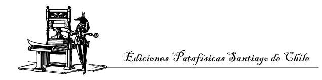 Ediciones 'Patafisicas