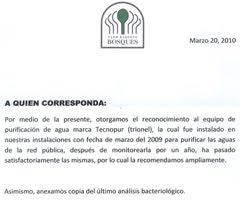 CLUB RAQUETA DE LOS BOSQUES RECOMIENDA