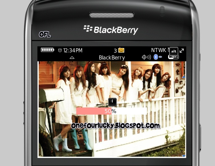 free download kpop themes for blackberry