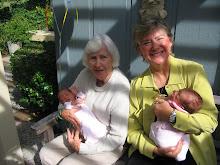 Judy, Blanch, Mia & Alyssa