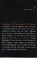 Antología de Narradores. Prólogo y selección de María Rosa Lojo