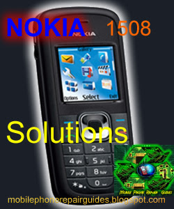 all nokia 1508 repairing picture help