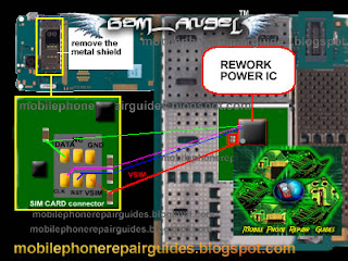 Nokia e63 Sim card jumper ways
