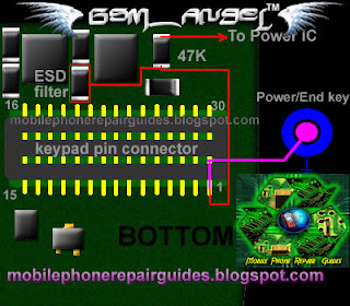 nokia E63 power on off jumper ways