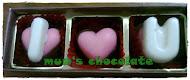 contoh coklat 3 biji