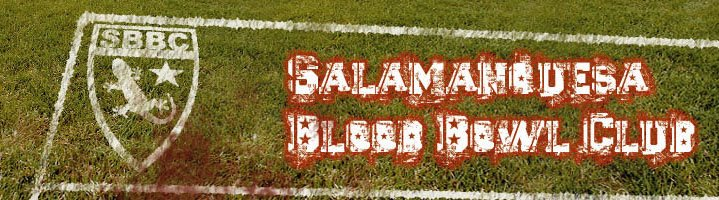 Salamanquesa BloodBowl Club