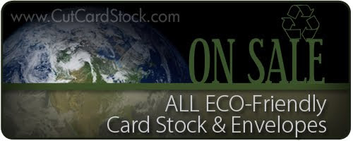 62 Cards and Eco Friendly Sale