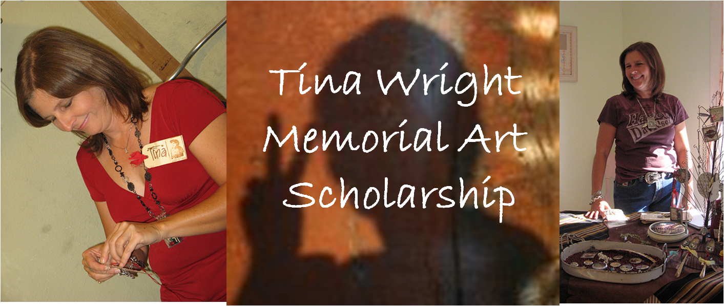 Tina Wright Memorial Art Scholarship