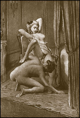 Fanny Hill - Paul Avril [clique para ampliar]