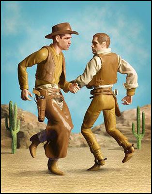 Cowboys - K. F. Mutch
