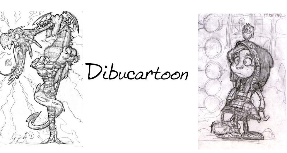 Dibucartoon