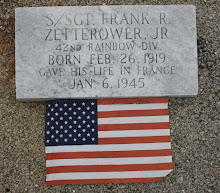 Frank Zetterower, Jr.  Silver Star