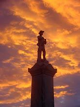 CSA MONUMENT, DUBLIN, GA.