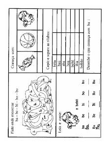 B0010 ATIVIDADES 2 ANO para crianças