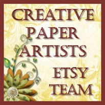 Creative Paper Artists Etsy Team