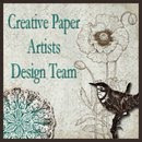 I Design for Creative Paper Artists Team