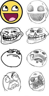 Yahoo Messenger Emoticon Fail ?