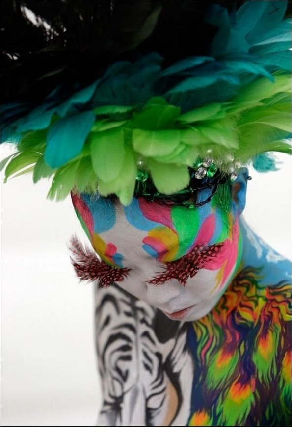 Body Painting Pictures