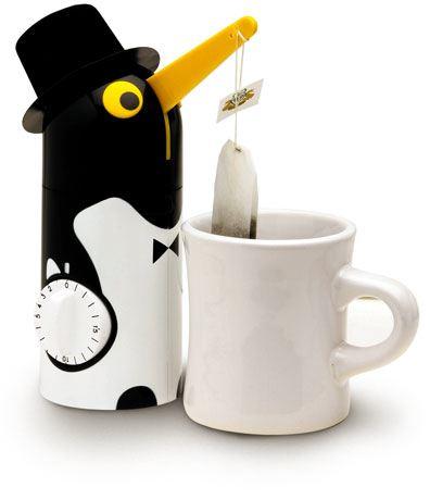 Funny tea maker