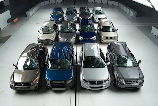 2011 safest cars list by Insurance Institute for Highway Safety